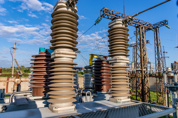 A new high-voltage electrical equipment