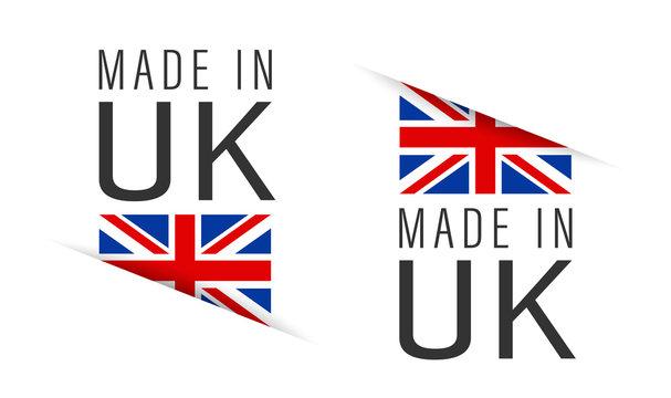 Made in UK (United Kingdom)