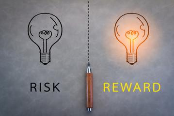 risk and reward word