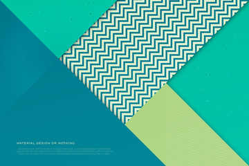 Abstract Colorful Background With Triangle Shape Frames Vector Geometric Fashion Wallpaper Template