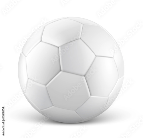 Ballon De Football Vectoriel 5 Stock Image And Royalty Free Vector