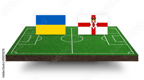 Ukraine Nordirland