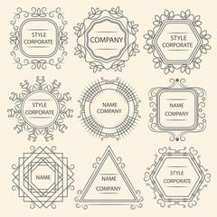 Set logo design company