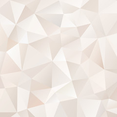 Triangle geometric neutral background