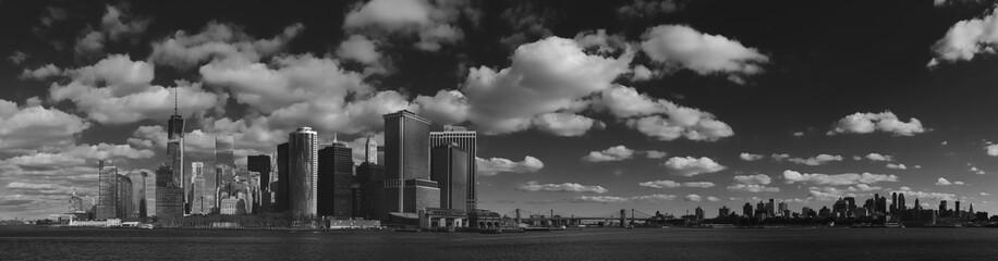 New York - Skyline Manhatten und Brooklyn