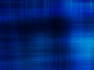 digitally generated image of blue light and stripes moving fast