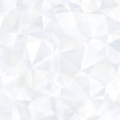 Triangle ice blue abstract vector background
