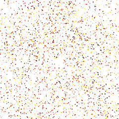 polka dot pattern on a white. Casual texture. Stylish doodle.
