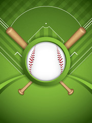 Baseball brochure