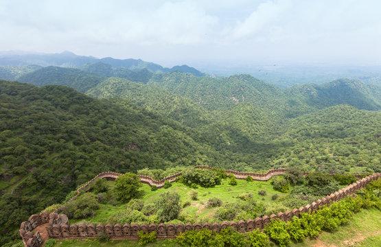 Chittorgarh Fort, Rajasthan , India.
