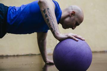 Ball,Anstrengung,Krafttraining,Sport,Motivation,Training,üben