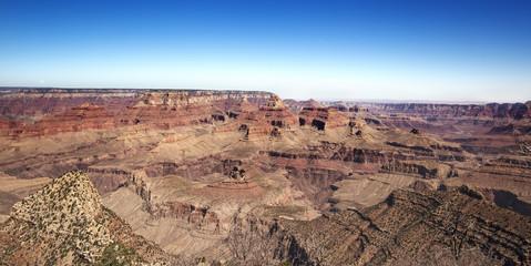 vista of grand canyon national park, arizona