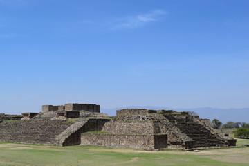 Monte Albun ruins, Oaxaca Mexico