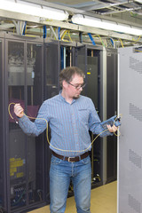 IT Engineer in data center