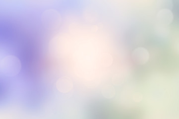 Abstract background blur.