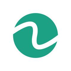 circle logo icon Vector
