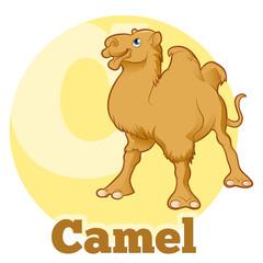 ABC Cartoon Camel