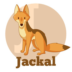 ABC Cartoon Jackal