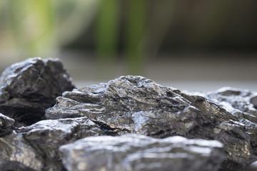 Kristallener Aderngrafit Klumpen