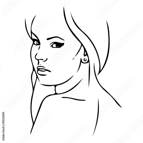 Donna Spalla Stock Image And Royalty Free Vector Files On Fotolia