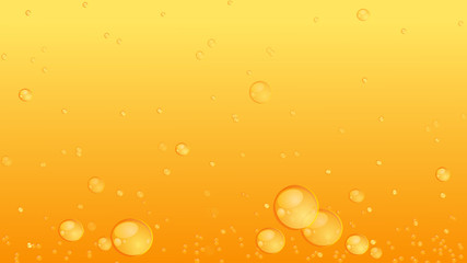 beer bubbles texture