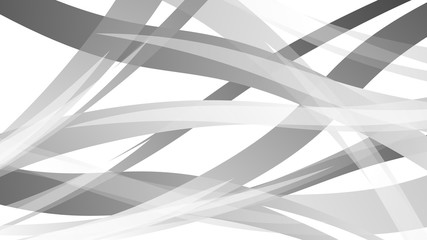 Line black and white background abstract art vector