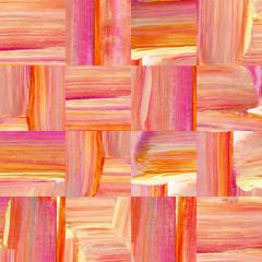 abstract geometric seamless acrylic background