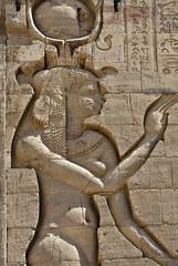 Hieroglyphics of ancient Egyptian
