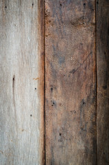 Antique wooden