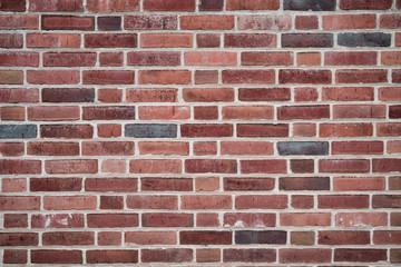 High Resolution Brick Wall Background