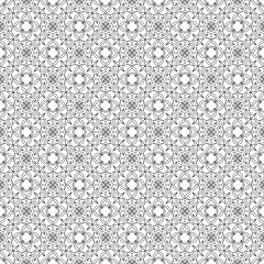 square rosettes seamless pattern