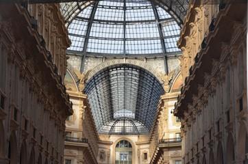 Galleria in Milano