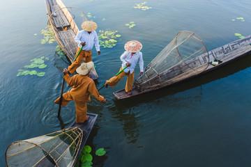 Fisherman inle