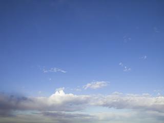 southwestern cloudscape