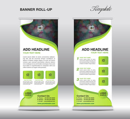 Roll up banner stand template, banner template,advertisement,fly