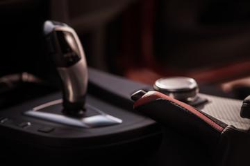 Car hand brake