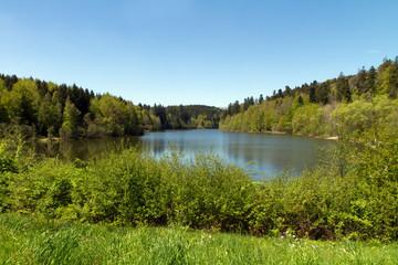 Adelberg Herrenbach Stausee