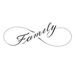 Infinite family symbol
