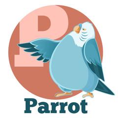 ABC Cartoon Parrot2