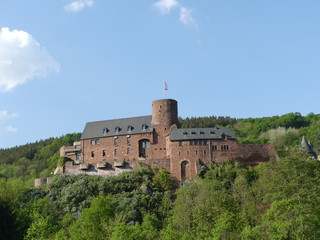 castle in Heimbach