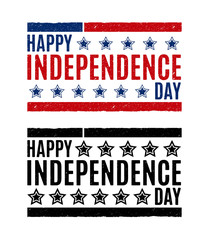 Grunge rubber stamp with word Independence day ,vector illustration