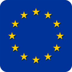 Symbol of European, Union.