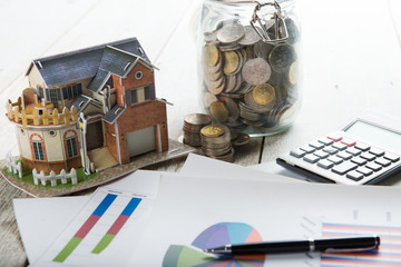 Concept of real estate financing