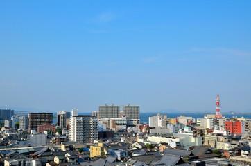 滋賀 大津市の風景
