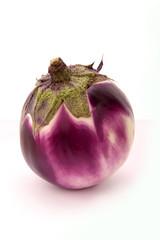 Auberginensorte aubergine purpura