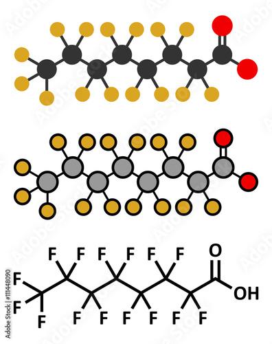 global and china perfluorooctanoic acid pfoa