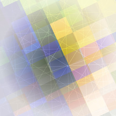 Pattern of geometric shapes.Geometric colorful background.