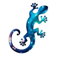 Gecko galaxy, lizard