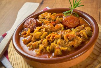 Callos,gastronomía madrileña