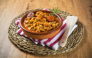 Callos,gastronomía española